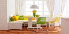ألوان تعطي منزلك الدفء في فصل الشتاء