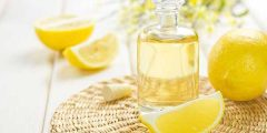 زيت الليمون للشعر 240x120 - إمتيازات زيت الليمون للشعر