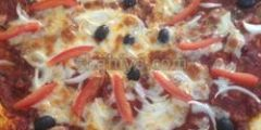 وصفة البيتزا المنزلية