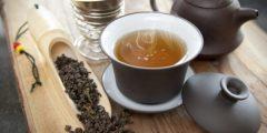 فوائد شاي الاولونج الصيني