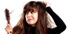 ما طريقه علاج لتساقط الشعر