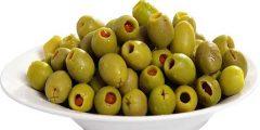 طريقة عمل مخلل الزيتون الخضراء