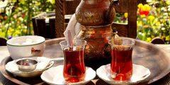 عمل الشاي التركي 240x120 - فنجان الشاي من المطبخ التركي
