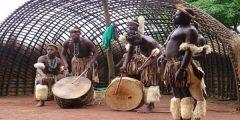 تقاليد الشعوب الإفريقية