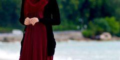 ملابس مودرن للمحجبات