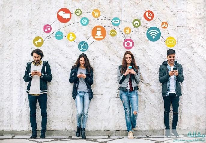 مواقع التواصل الاجتماعي - أشهر مواقع التواصل الإجتماعي