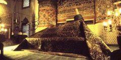 قبر الرسول محمد صلى الله عليه وسلم