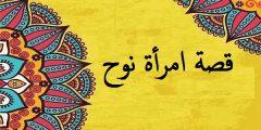 امرأة نوح عليه السلام 240x120 - حكاية إمرأة سيدنا نوح