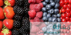 قائمة بأسماء الفواكه الغنية بالالياف