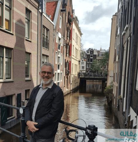 555 - Yenisehirlioglu بالصور جوله سياحية في امستردام