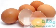 اهمية قشر البيض للعظام