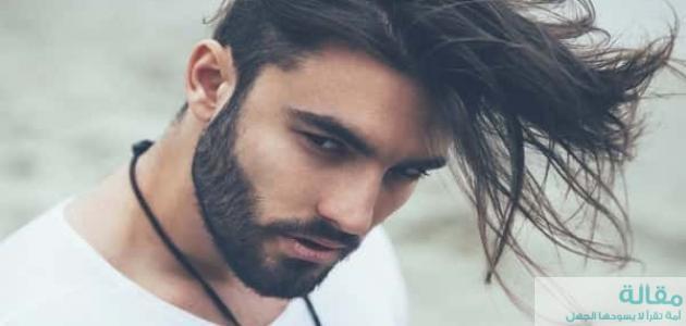 1 223 - كيفية فرد الشعر للرجال