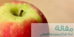 1 332 240x120 - فوائد أكل التفاح صباحاً