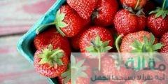 فوائد الفراولة للانسان