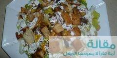 19979 sulthalmqaly with yogurt sauce 240x120 - مكونات سلطةالمقالى مع صلصة الزبادى