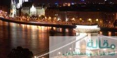 السياحة داخل مدينه بودابست