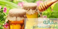 ما اهميه العسل