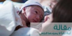 newborn 2 7 240x120 - أشياء غريبة تلاحظينها على المولود الجديد