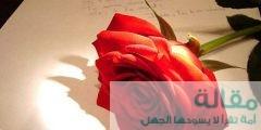 اجمل الرسائل الغرامية بين المحبين
